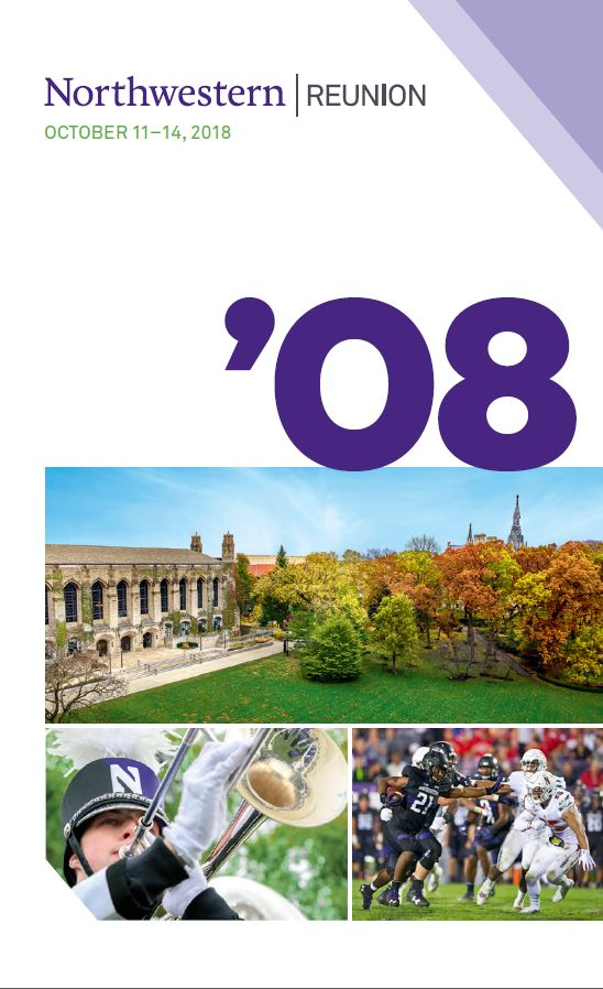 Northwestern University Reunion Guide
